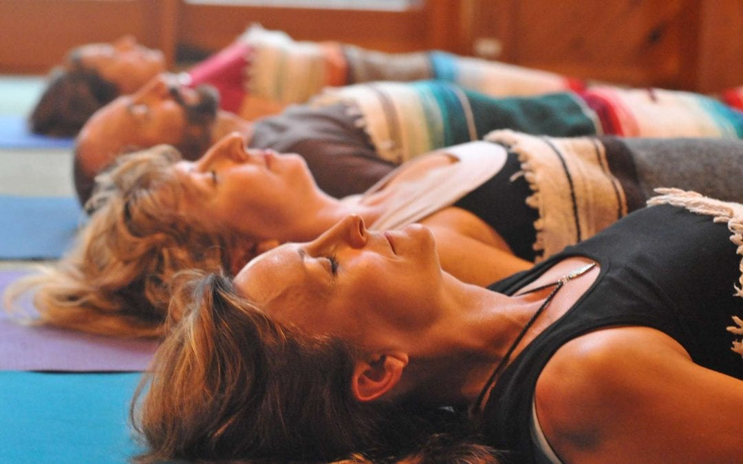 Yoga Nidra: The Art of Non-Doing