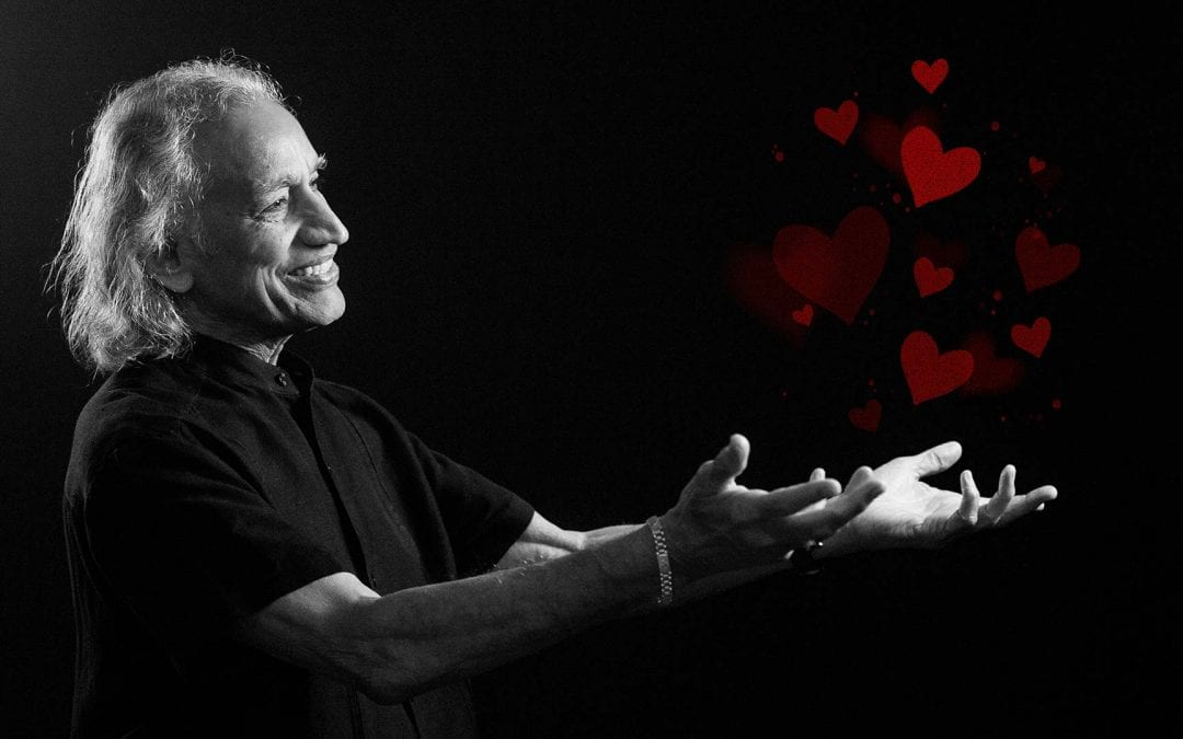 Yogi Amrit Desai on love