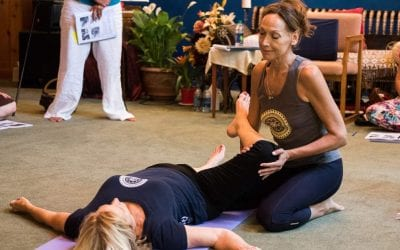 "Yoga Therapy: A ""Sensation-al"" Experience"